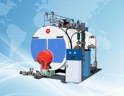卧式内燃燃油燃气蒸汽锅炉-蒸汽锅炉-锅炉